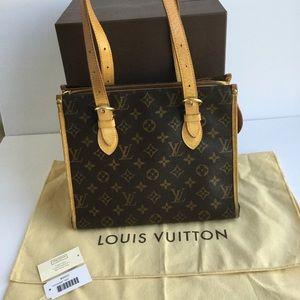 Used Louis Vuitton Popincourt Haut Monogram